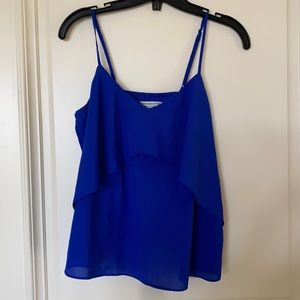 Royal Blue American Eagle outfitters top